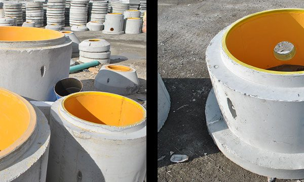 Concrete protective liner_Thermoplastic Liners for Civil Engineering_03