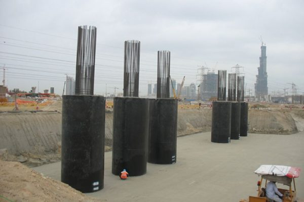 Concrete protective liner_Thermoplastic Liners for Civil Engineering_07